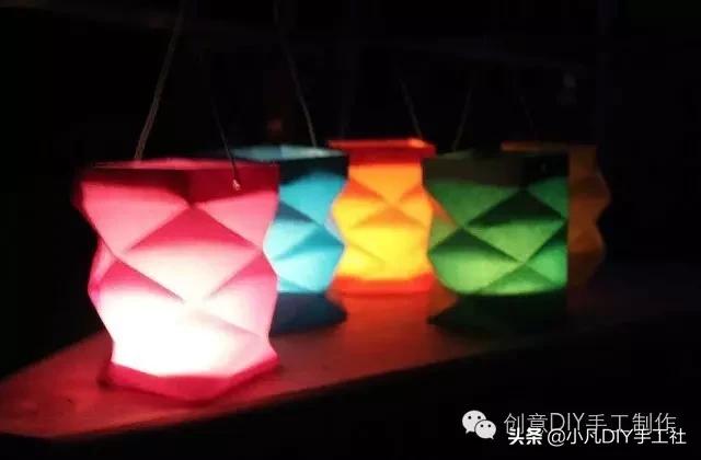 中秋节手工|多款创意灯笼制作教程