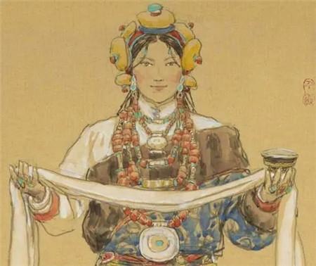 藏语扎西德勒是什么意思(扎西德勒的回敬语)