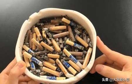 为什么不能在烟灰缸里倒水?这有什么特殊的寓意吗?