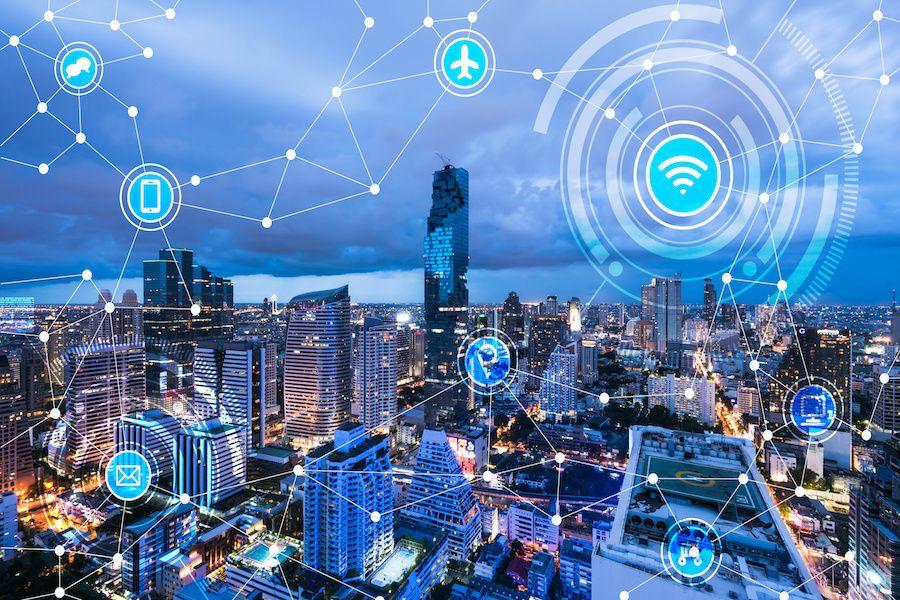 新型智慧城市:构建民众融动平台 赋能城市智慧生长