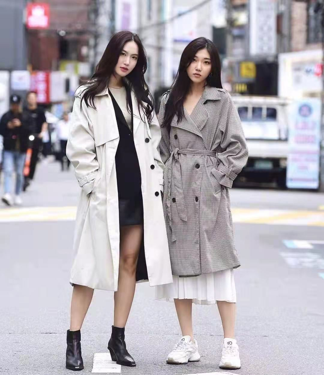 還是韓國街拍最自然,一點也不辣眼睛!穿搭簡約時尚值得借鏡 形象穿搭 第7張
