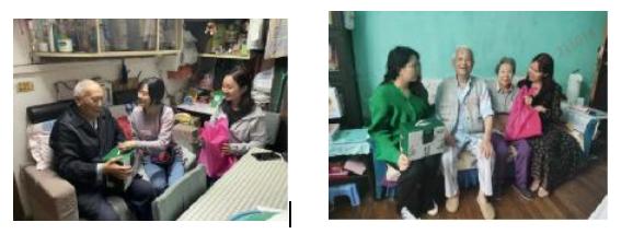 积极践行社会责任,上海养老险开展重阳节特别活动