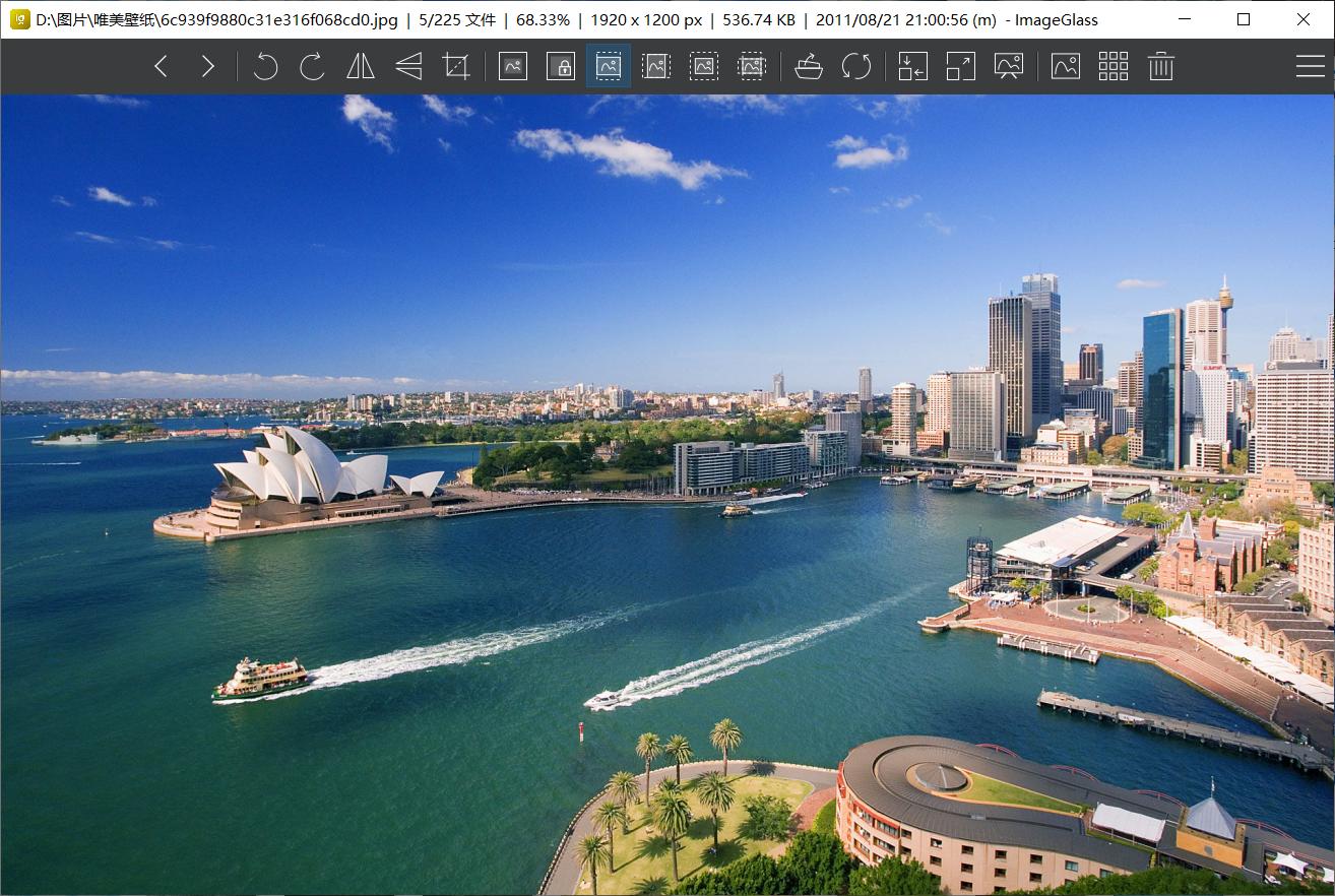 图片[1]-开源免费的看图软件 Imageglass-李峰博客