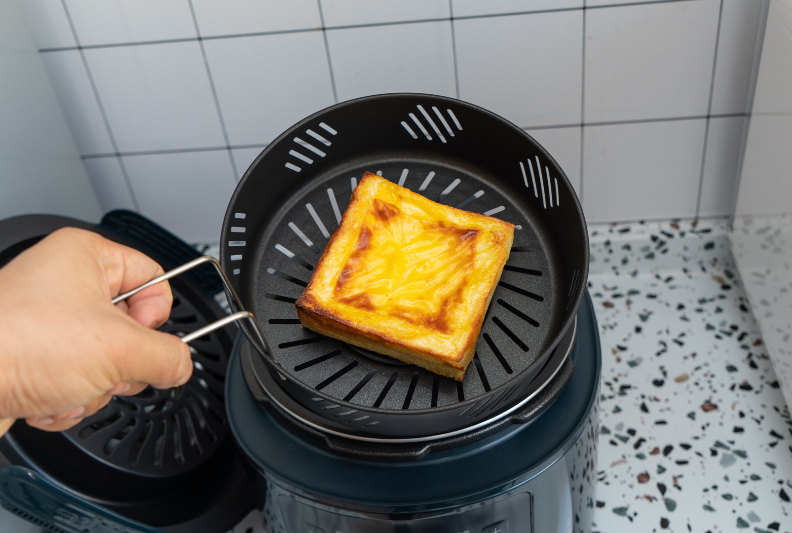 相见恨晚的神锅,5L,能空气炸烤的苏泊尔电压力锅