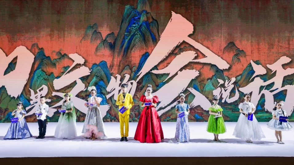 第十一届中国国际少儿车模大赛刘恩硕:乾坤未定,你我皆是黑马