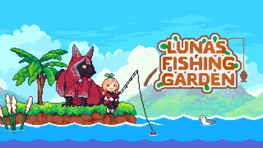 路纳的钓鱼花园(Luna's Fishing Garden)插图5