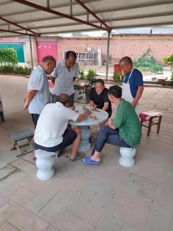 元氏县姬村镇范家庄村人居环境整治成效显著