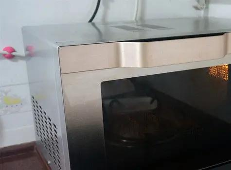 在家用微波炉就能烤红薯别说我没告诉过你哦