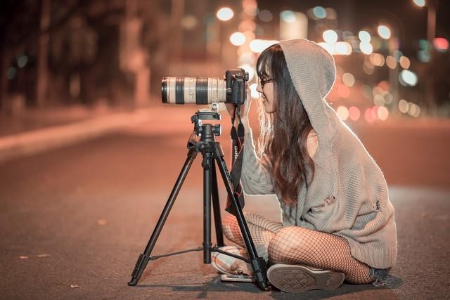 怎么拍出好看的照片(怎么给自己拍照片好看)插图(7)