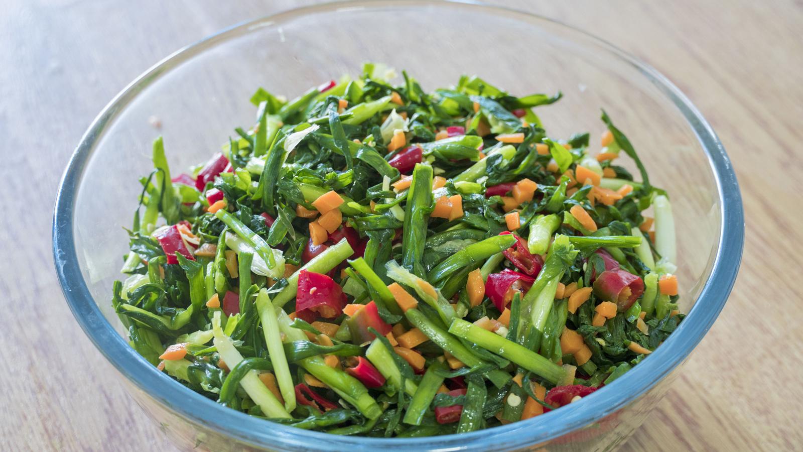 """秋季的""""刮油菜""""! 8道韭菜的做法,鮮香味美,減脂營養還解饞"""