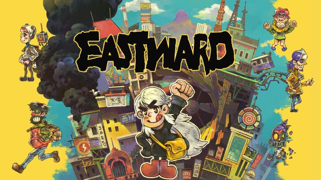 风来之国(Eastward)插图6