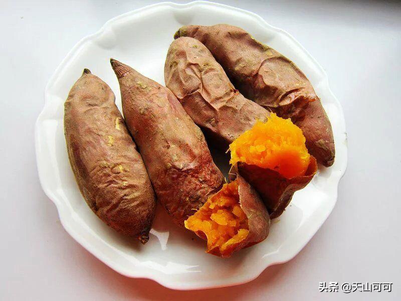 微波炉烤红薯要不要去皮?