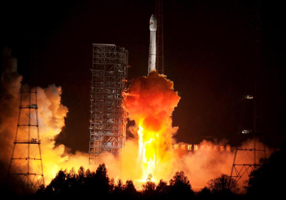 """中国试射""""高超音速核弹""""美怕不怕?拜登回答只有一个字"""