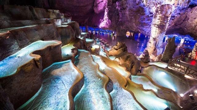 景区门票—九天玄女洞+茅岩河大峡谷