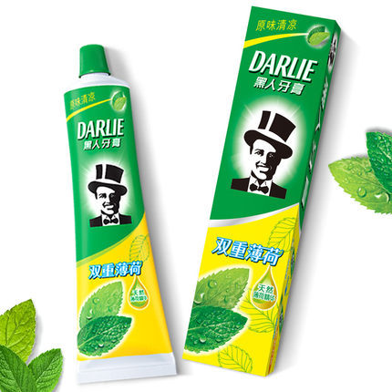 中华牙膏是国产品牌?其实,黑人牙膏才是:这些才是真正的国产