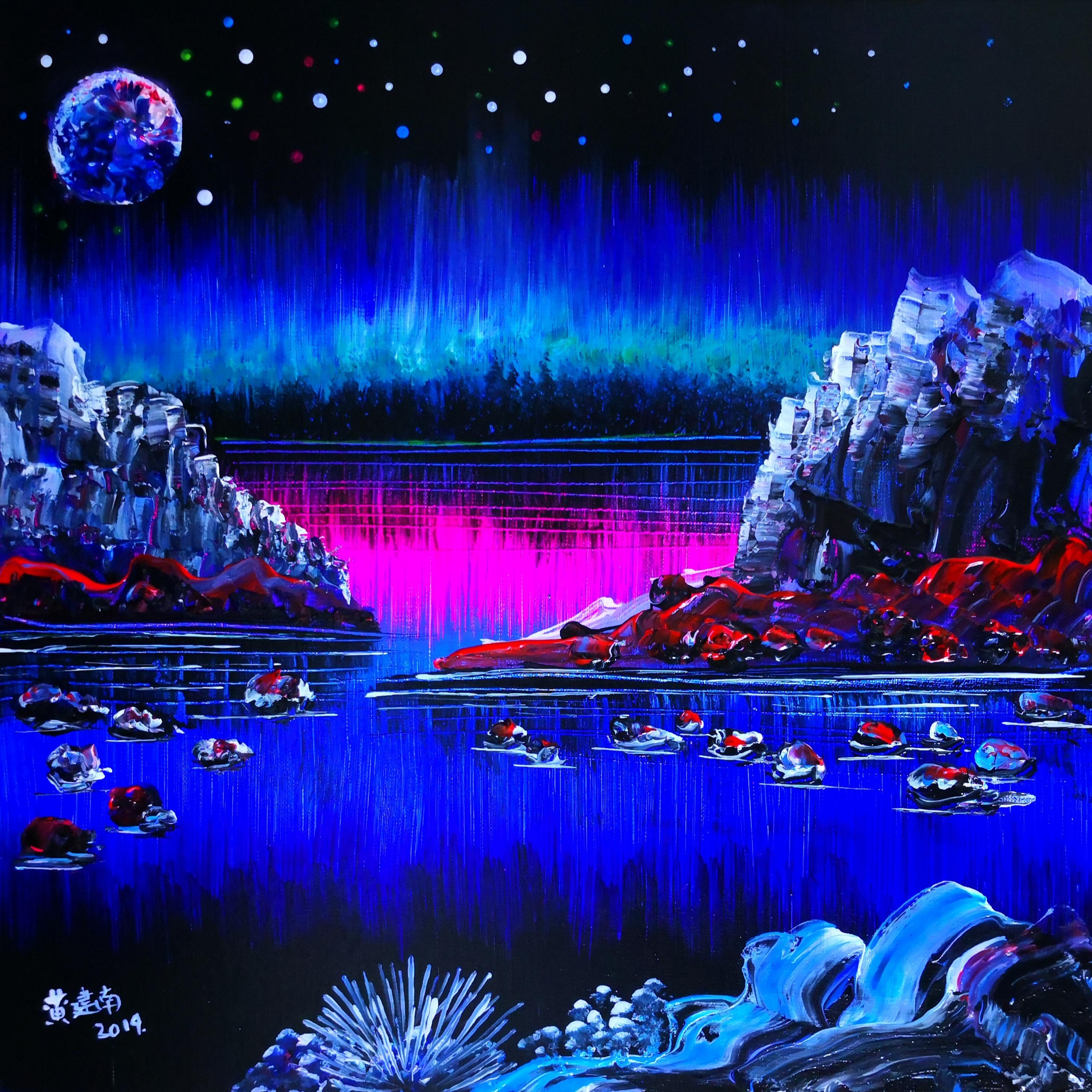 黄建南:大格局大气象赢得大成就