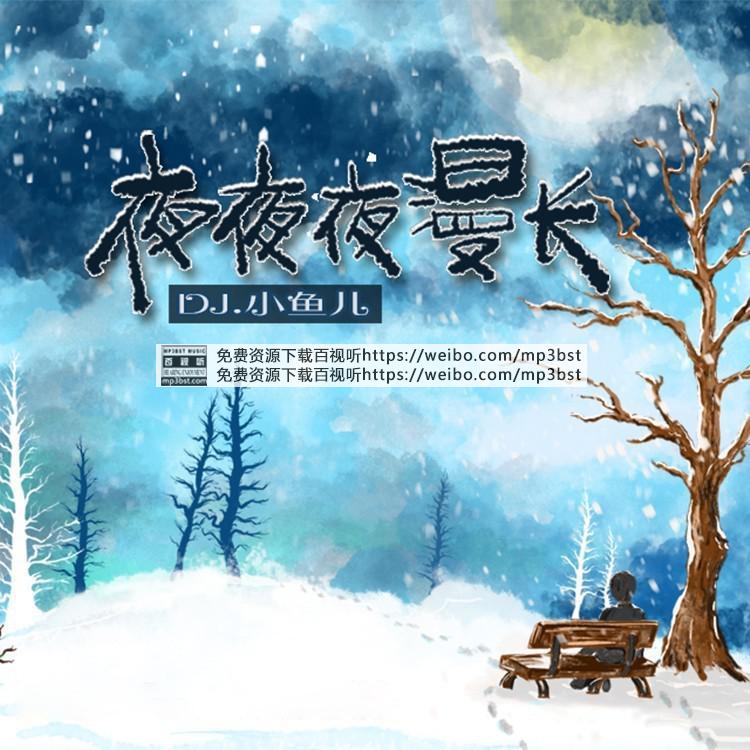DJ小鱼儿 - 夜夜夜漫长[无损FLAC/MP3-320K]