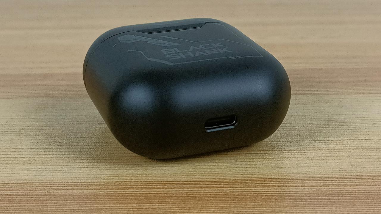 黑鲨凤鸣真无线蓝牙耳机 开箱评测:超低延迟+14.2mm镀钛大动圈