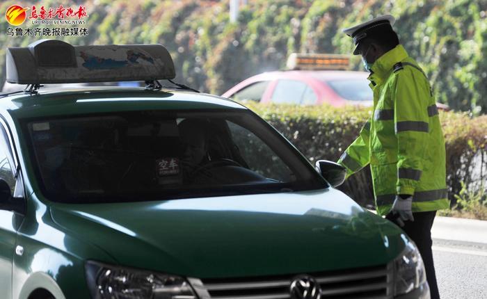 高新区(新市区)整治车辆违规营运