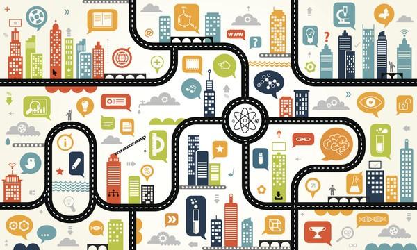 新型智慧城市:构建民众融动平台 赋能城市智慧生长插图(1)