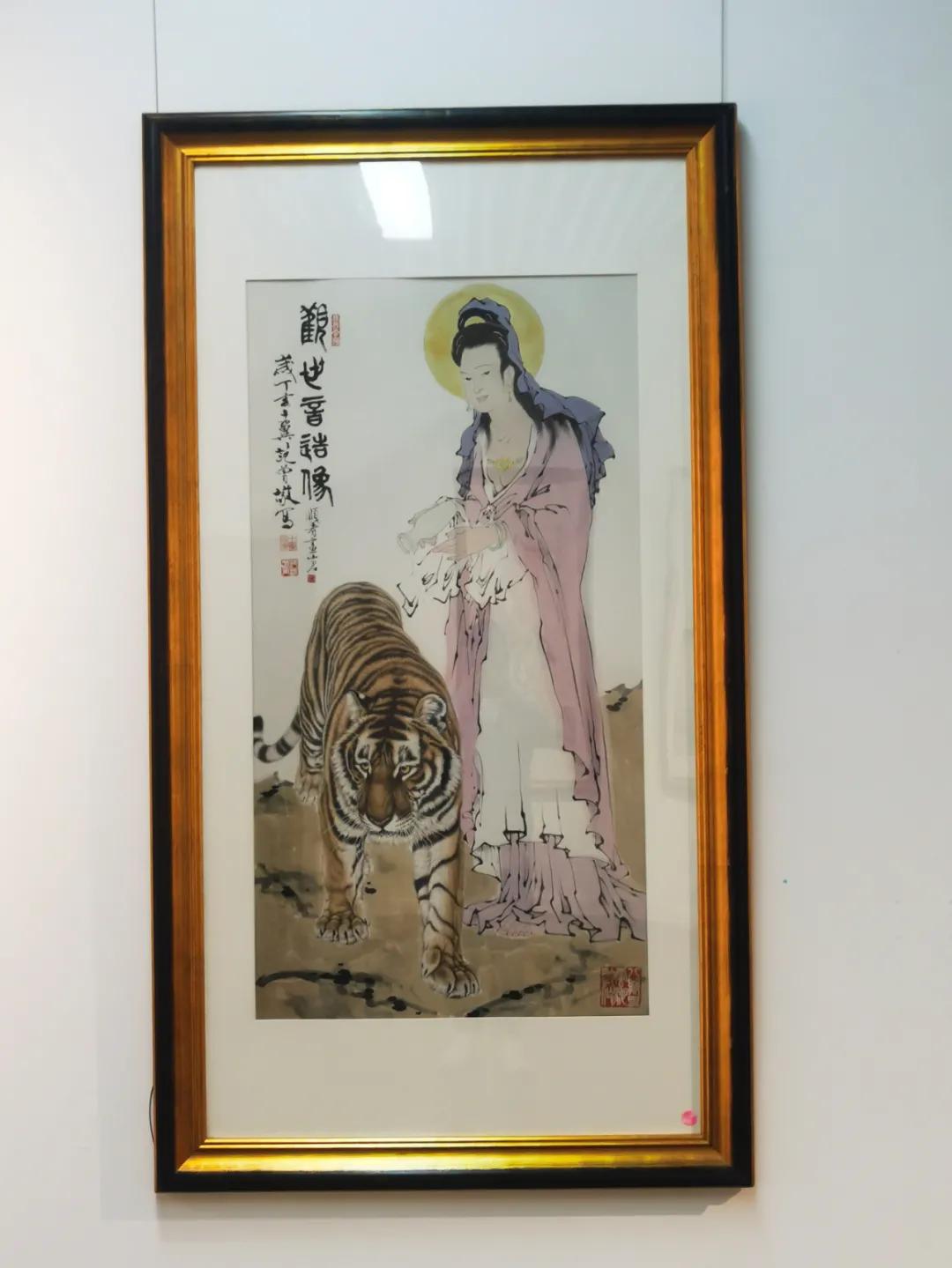 商会动态 走进M3艺术馆 拜访商会艺术顾问孟祥顺老师