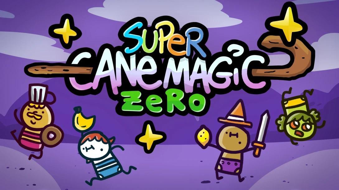 魔犬大骚乱(Super Cane Magic ZERO)插图5